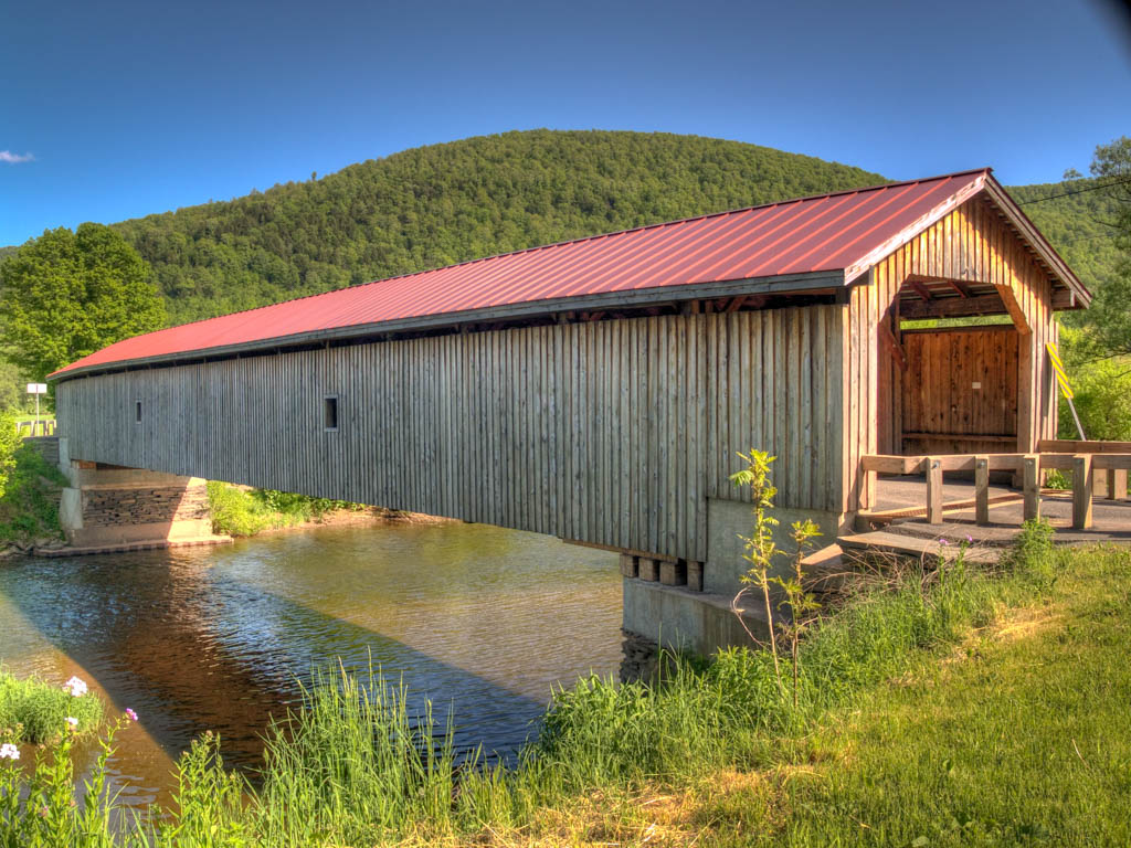Covered Bridge 3 hdr